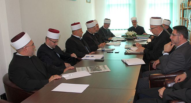 30 06 2016 01 sjednica vijeca muftija