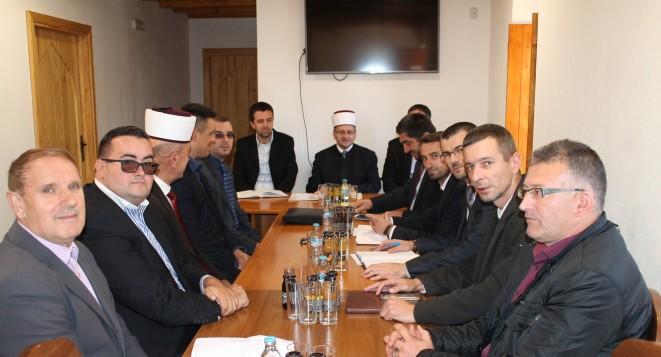 13 10 2016 04 sjednica savjeta muftijstvo mostarsko