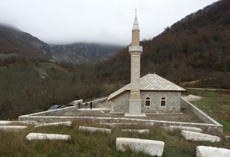 Gacko: Svečano otvorena džamija u Pridvorici