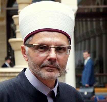 muftija enes ef ljevakovic i