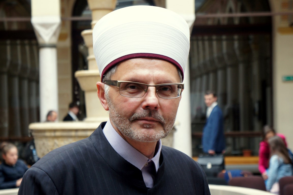 muftija dr enes ef ljevakovic