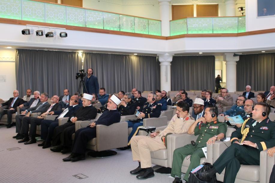 Obraćanje reisu-l-uleme na Konferenciji vojnih imama