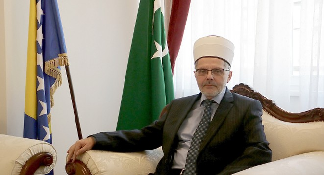 muftija enes ljevakovic