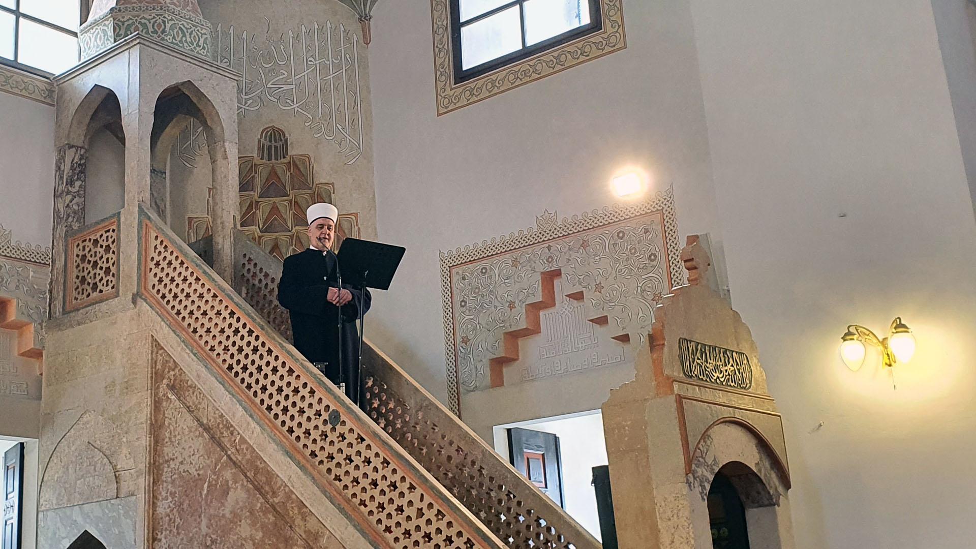 Hutba reisu-l-uleme Husein-ef. Kavazovića