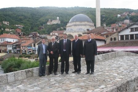 delegacija_Islamske_zajednice_u_Prizrenu