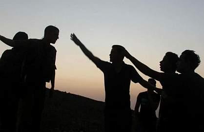 Izlasci u Izrael