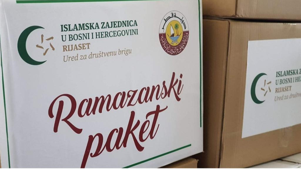 Ured za društvenu brigu Rijaseta IZ: Trudimo se pružiti ruku onima kojima je pomoć potrebna